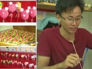 8X + 9X - Chàng trai 23 tuổi bán kẹo que có doanh thu 5 tỷ/năm