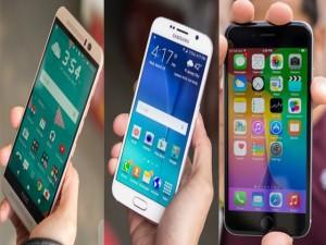 Điện thoại - Cân đo 3 siêu phẩm Galaxy S6, One M9 và iPhone 6