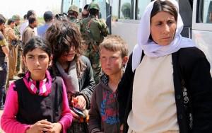 Thế giới - Bé gái 9 tuổi mang thai vì bị 10 chiến binh IS cưỡng bức
