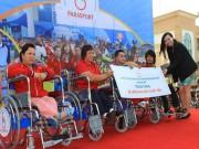 Các môn thể thao khác - Mang niềm vui đến cho người khuyết tật miền Tây
