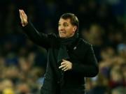 """Bóng đá - Áp sát tốp 4, Rodgers """"đe dọa"""" Man City"""
