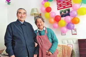 Bạn trẻ - Cuộc sống - Cụ ông 88 tuổi cưới cụ bà 86 tuổi sau một tháng quen biết