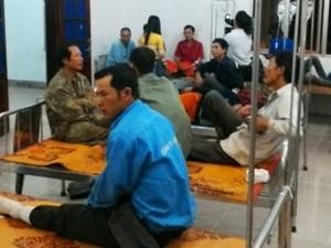 Tin tức Việt Nam - 23 công nhân Formosa Hà Tĩnh ngộ độc thực phẩm