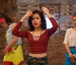 Ca nhạc - MTV - Kiểu quay MV giống Hoàng Thùy Linh đang hot