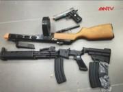 """Video An ninh - Phát hiện lô súng """"khủng"""" tại sân bay Tân Sơn Nhất"""