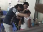 An ninh Xã hội - Camera giấu kín: Em bé làm thuê bị bà chủ bạo hành