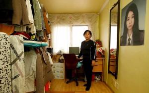 Những căn phòng không nguôi nỗi đau sau chìm phà Sewol