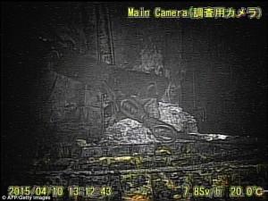Cảnh tượng ám ảnh trong nhà máy hạt nhân Fukushima