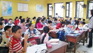 Giáo dục - du học - Cấm thi tuyển lớp 6, một quyết định vội vàng?