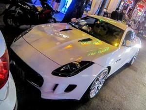 Tin tức ô tô - xe máy - Jaguar F Type S biển Vũng Tàu xuất hiện ở Sài Gòn
