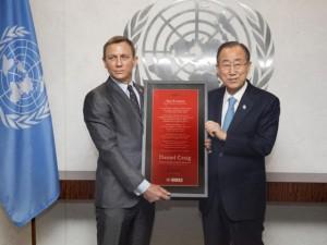 """Thế giới - LHQ giao """"đặc vụ dọn mìn"""" cho điệp viên 007"""