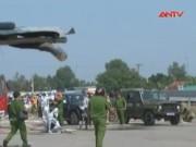 Video An ninh - Long An: Dân tạt axit tấn công cán bộ công an cưỡng chế