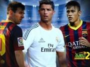 Bóng đá - Ronaldo, Messi, Neymar đọ kiệt tác đẹp nhất V31 Liga