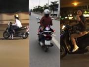 Bạn trẻ - Cuộc sống - Hoảng hồn với những kiểu đèo con của cha mẹ Việt