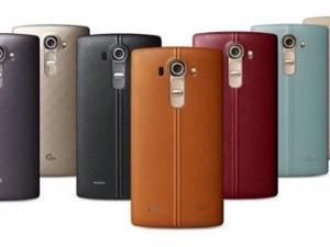 Hàng 'HOT' LG G4 tiếp tục lộ diện