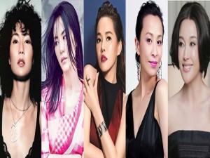 """Phim - Đường tình """"sóng gió"""" của 7 đại mỹ nhân Hồng Kông"""