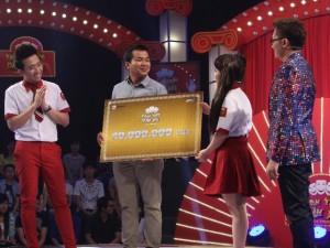 Phim - Thầy giáo giả giọng chọc cười Trấn Thành ẵm 40 triệu
