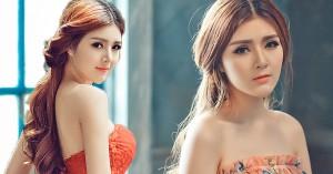 Hot girl Lilly Luta khoe vai trần ngọt ngào, quyến rũ