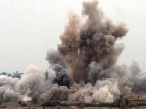 """Thế giới - Mỹ dựng """"hàng rào bom"""" bảo vệ nhà máy lọc dầu khỏi IS"""