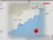 Video An ninh - Hai trực thăng quân sự rơi trên đảo Phú Quý