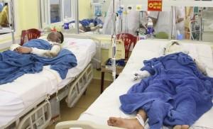 Tin tức Việt Nam - Vụ 6 người bỏng nặng ở Quảng Ninh: Do nổ khí?