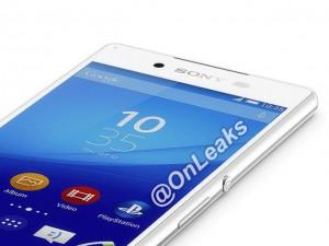 Dế sắp ra lò - Sony Xperia Z4 dùng vỏ kim loại và cảm biến vân tay