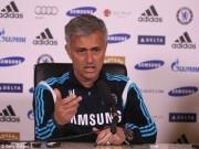 Chelsea càng bị ghét, Mourinho càng muốn hạ MU