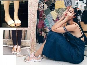Giầy - dép - 5 mẫu giày dép được lòng chị em hè 2015