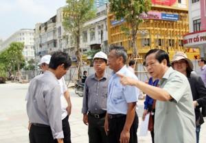 Tin tức trong ngày - Lãnh đạo TPHCM thị sát phố đi bộ trước ngày khánh thành