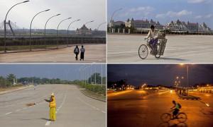 """Tin tức trong ngày - Ngắm Thủ đô mới của Myanmar """"vắng như chùa Bà Đanh"""""""