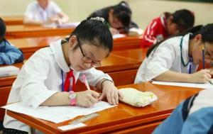 Giáo dục - du học - Cấm thi vào lớp 6: Sở lúng túng, trường bế tắc