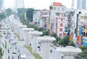 Tin tức trong ngày - HN: 1.300 tỷ mua tàu tuyến đường sắt Cát Linh -Hà Đông