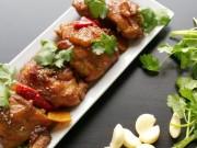 Ẩm thực - Thịt gà kho nước dừa ngon chưa từng thấy
