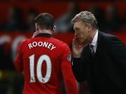 Không có Moyes, Rooney đã thuộc về Chelsea