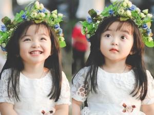 Bạn trẻ - Cuộc sống - Ngắm bộ ảnh đẹp như thiên thần của bé gái 4 tuổi