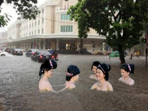 Em ơi,  Hà Lội ... tắm