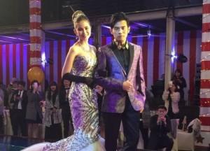 Ca nhạc - MTV - Châu Kiệt Luân tổ chức đám cưới lần thứ tư