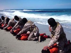 Thế giới - IS tung video mới hành hình hàng chục người Công giáo