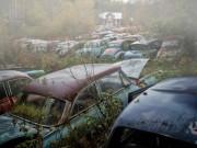Du lịch - Lạnh người những nghĩa địa ô tô âm u nhất thế giới