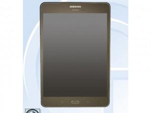 Máy tính bảng - Samsung Tab 5 có độ mỏng ấn tượng