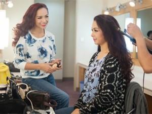 Phim - Khám phá một ngày làm việc của chị em Thúy Hạnh tại VTV