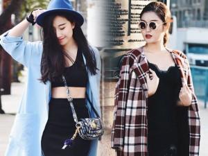 """Người mẫu - Hoa hậu - Stylist của Huyền My: """"My không hợp mặc sexy"""""""