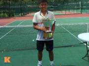 Thể thao - Vào top 15 trẻ thế giới, Hoàng Nam không xem mình là sao (Kỳ 2)