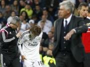 """Ngôi sao bóng đá - Real thiệt quân, Ancelotti vẫn """"bình chân như vại"""""""