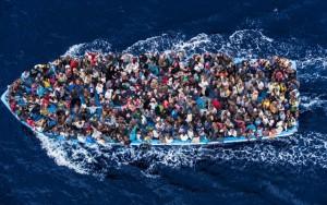 Thế giới - Nghĩa địa trên biển của người di cư