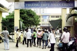 Giáo dục - du học - Thi vào lớp 10 THPT tại Hà Nội: Tăng hơn 10.000 học sinh