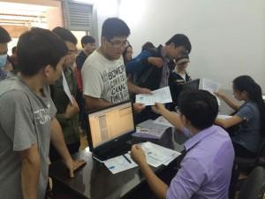Giáo dục - du học - Kỳ thi THPT Quốc gia 2015: Chỉ còn 4 ngày để nộp hồ sơ