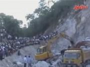 Video An ninh - Sập mỏ đá tại Hà Giang, hai công nhân tử nạn