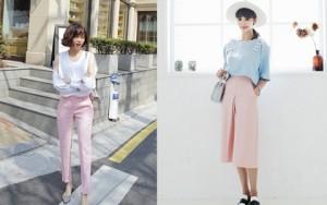 Thời trang công sở - 4 lợi ích của quần vải với công sở ngày hè