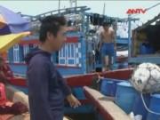 Video An ninh - Xác minh tàu lạ đâm tàu cá Quảng Ngãi ở Hoàng Sa